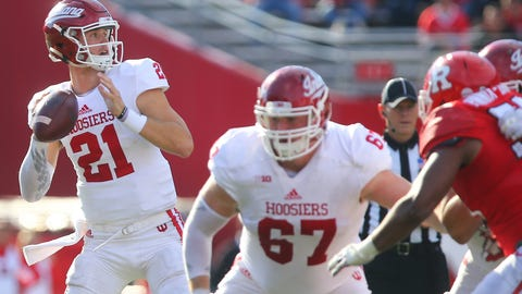 Giants: Dan Feeney, OG, Indiana