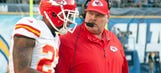 Chiefs miss the playoffs? It's improbable — unless these things happen