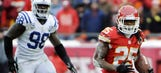 Chiefs chase different result in rematch with Indy