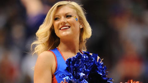 Big 12 Cheer: Kansas Jayhawks