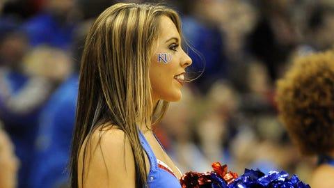 Big 12 Cheer: Kansas Jayhawks