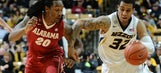 Recap: Brown scores 24 as Missouri beats Alabama 68-47