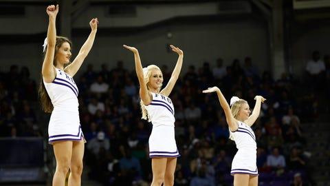 2013-14 Big 12 Cheerleaders