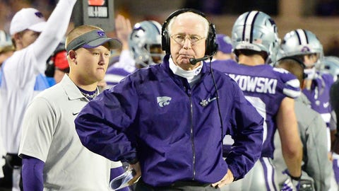 Bill Snyder, Kansas State
