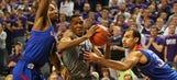Kansas State holds off No. 7 Kansas, 85-82 in OT