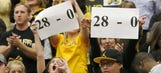 Pollsters: Shockers have earned your No. 1 vote, strength of schedule be damned