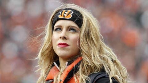 Cincinnati Bengals cheerleader