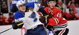 Blackhawks dominate Blues from start to finish in Chicago