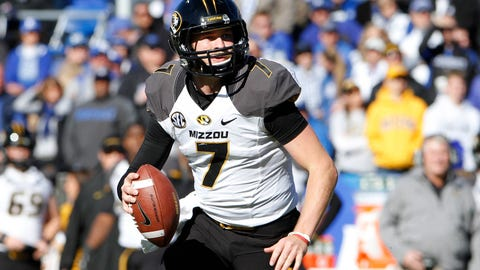 15. Missouri Tigers: O/U 8.5