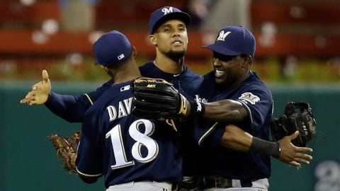 In pictures: Carlos Gomez