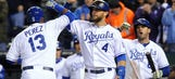 Royals use six-run eighth to rally past Blue Jays 10-7
