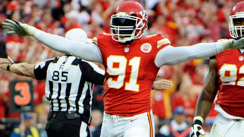 Tamba Hali will open training camp on PUP list
