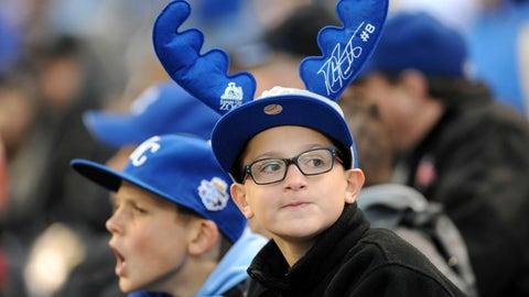 Kansas City Royals fans