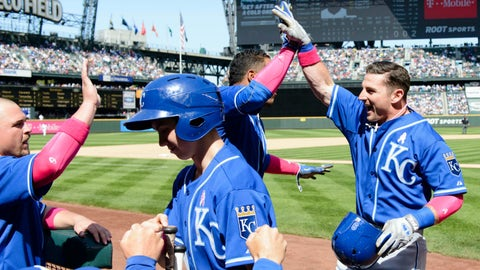 22. Kansas City Royals