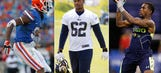 Rams hope to find gold in newest batch of undrafted rookies