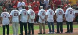 Cardinals celebrate 50th anniversary of 1964 championship