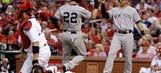 Yankees beat Cardinals 7-4, take series