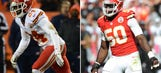 Flowers, Houston absent as Chiefs begin workouts