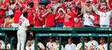 Wacha beats rain, Cardinals top Giants 2-0