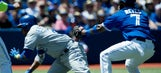 Royals' roller coaster weekend ends with 4-0 loss in Toronto