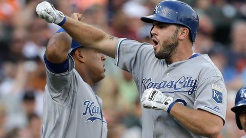 June 17: Royals 11, Tigers 4