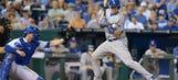 Royals can't catch a break in final frame, drop heartbreaker to Dodgers