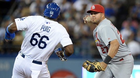 7. Los Angeles Dodgers