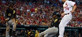 Cardinals get thumped, miss out on four-game sweep of the Buccos