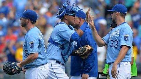 15. Kansas City Royals