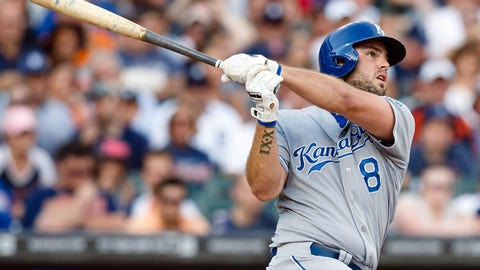 Mike Moustakas: D