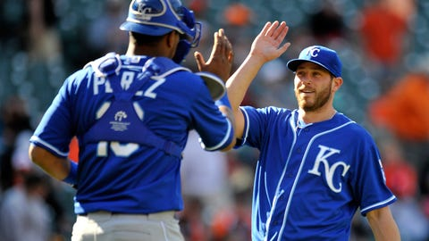 Greg Holland: A+