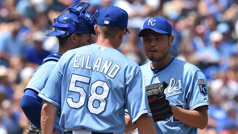 18. Kansas City Royals
