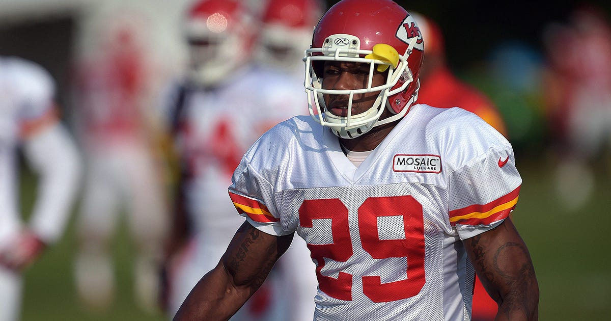 6c7bfc549bf Chiefs safety Berry placed on NFI list