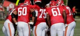 Despite shuffling, Chiefs offensive line could be settled