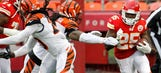 Chiefs' Charles returns to practice in limited role