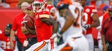 Chiefs beat Bengals 41-39 in preseason opener