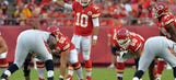Chiefs' starters likely to sit vs Green Bay