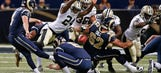 Saints hold off Rams 26-24