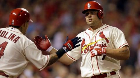 August 30: Cardinals 13, Cubs 2