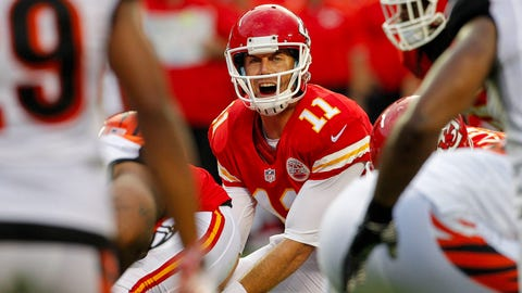 Kansas City Chiefs: 20/1