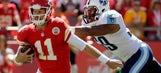 Short-handed Chiefs drop season opener to Titans 26-10