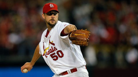 Dud – Adam Wainwright, Unranked