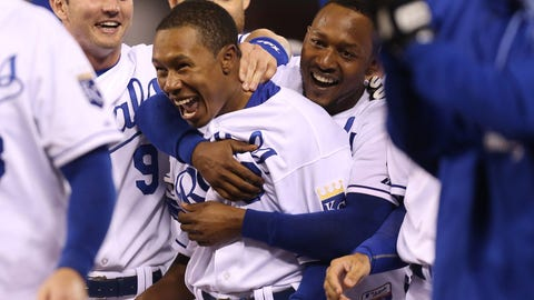 8. Kansas City Royals