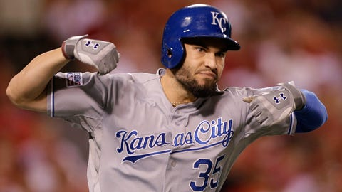 No. 6: ALDS Game 2, Oct. 3 at Anaheim -- Royals 4, Angels 1