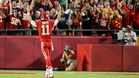 Kansas City Chiefs: QB Alex Smith - $17 million