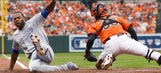 ALCS Game 2 in pictures: KC Royals at Baltimore Orioles