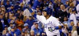Perez moved up to fifth in Royals' batting order