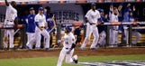 Giants-Royals World Series Game 2 photo gallery