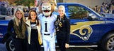Sights and sounds from Mizzou's Homecoming game against Vandy