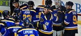 Blues top Blackhawks 3-2, snap skid at two games
